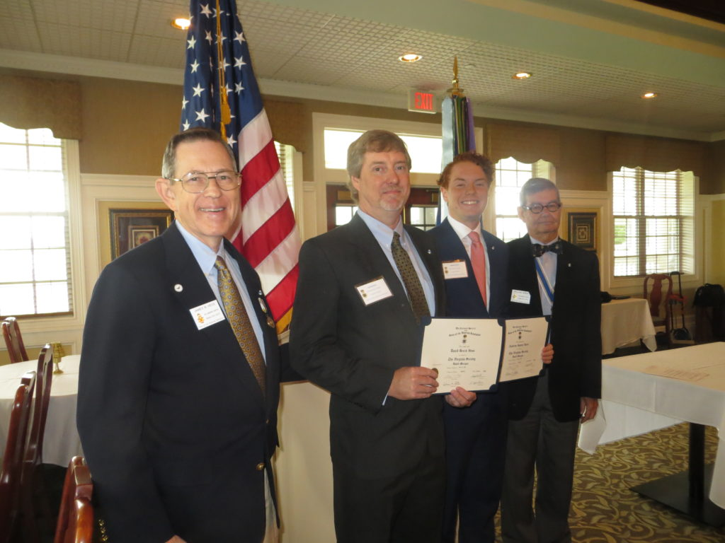 David and Andrew Hess Inducted into SAR